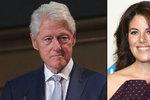 Lewinská otevřeně o aféře s Clintonem: Sperma na šatech si spletla se špenátovou omáčkou