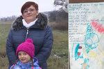 Anička (4) poslala dopis Ježíškovi na balóncích: Odletěl 405 kilometrů. Na dárky se skládá celé Polsko