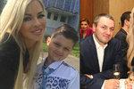 Rozvod »kačeřího zobáku« Kucherenko: Syn (8) ještě nic neví!