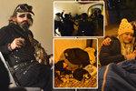Noc venku je po dvou letech zpátky! Bezdomovci na akci vyvraceli mýty, které se o nich tradují