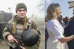 Ministryně, které byl Putin na svatbě, varuje před válkou. Merkelová volala do Kremlu