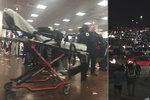 Střelba v obchodě na Black Friday: Celý život se mi promítl před očima, říká Češka Petra