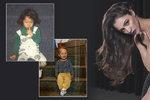Hvězda Tváře Burešová vytáhla foto z archivu: Vyrostla do krásy!