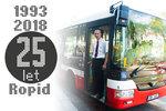 Velké výročí pražské dopravy. ROPID slaví 25 let, sjednotil Prahu a Střední Čechy