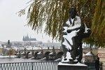 Poslední sbohem podzimu? Nadcházející týden v Praze už bude ve znamení ranních mrazíků