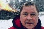 Advent podle Václava Kopty: Místo hořící svíčky zapálený les!