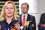 """ODS chce hlavu Babišovy ministryně: Ať rezignuje, v době """"Palerma"""" už by se tak stalo"""