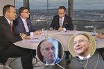 """Zeman to u Moravce schytal za """"čučkaře"""" a """"dětinskost"""". Ať povýší šéfa BIS, vyzývá ODS"""