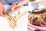 Vánočka připomíná Ježíška v peřince! Recept přímo od pekařky z Valašska