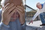 Alarmujíci zjištění: Bolestí trpí až 83 % seniorů! Může to vést k psychickým poruchám