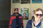 """Ostraha """"pašeračky"""" Terezy v Pákistánu polevila: Co se stalo?"""