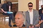 Nepovedená vražda pornokrále: Obžalovaný je naivní dětina a manželka oběti má sklony ke lhaní