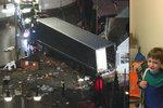 Dva roky od teroru: David chodí za mámu zabitou teroristou zapalovat svíčky