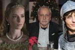 Jak slaví Vánoce princ, princezna a režisér? Tradičně, stylově i s delfíny!
