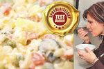Bramborové saláty na jazyku spotřebitelů: Chutnaly průměrně a byly kyselejší
