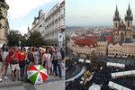 Místo provádění turistů úřad práce: Pražští průvodci tratí 20 milionů měsíčně