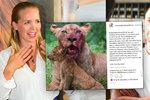Vondráčková zveřejnila fotku plnou krve! Rozvod nabral drsné obrátky!