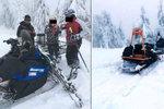Dramatická pátrací akce: V horách se ztratili 3 třináctiletí chlapci