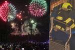 Pozor na až moc žhavý Silvestr: Jak přežít poslední noc v roce bez požáru i utrženého prstu?