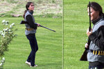 Křehká vévodkyně Kate? Sotva! Počkala, až Meghan odejde, vzala pušku a šla na věc!