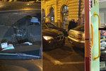 Silvestrovská řidička nebrzdila! Opilá smetla v Praze dvě ženy, jedna pak zemřela