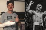 Dohra bitvy Jakuba Štáfka v boxerském ringu: O soupeře si zlomil ruku