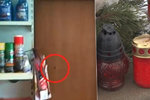 »Pumpa smrti« u Nelahozevsi je znovu otevřena! Díra po kulce připomíná tragédii