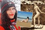 Nestárnoucí Sára Saudková: Ukázala nahé tělo! A na sněhu!