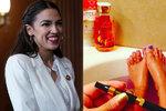 Nejmladší kongresmanka zuří. Deník sdílel její nahou fotku. Podvrh, tvrdí fetišisté