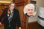 Soud mezi Rychtářem a jeho exmanželkou: Za pomluvy o sexu s bezdomovcem chce 600 tisíc!