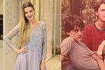 Modelka Chmelířová se pochlubila staršími bratry: Tohle jsou její ochránci!