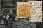Dopis Boženy Němcové, rukopis Švejka nebo Havlovo psaní Olze. Památník odhalil 65 střežených klenotů
