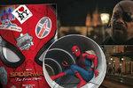 Pavoučí muž se prochází po Karlově mostě! Za Spider-Mana si Praha musela zaplatit