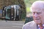 Drsný útok na prince Philipa (97): Královno, zabav tomu arogantnímu starci už konečně řidičák
