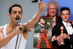 Filmový Freddie Mercury Rami Malek: Vozil pizzu a hercem se stal díky drzosti!