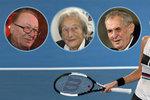 Gott, Zeman, Janda i Babiš fandí Petře Kvitové: Co vzkázali před finále Australian Open?