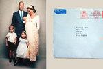 Děti ze základní školy poslaly vánoční přání královské rodině. Po svátcích na ně čekalo velké překvapení