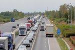Další fáze oprav hradecké D11 začíná: Omezení mezi Jirny a Horními Počernicemi potrvá do konce srpna