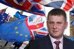 Tvrdý brexit dopadne i na Česko. Ekonomika oslabí, varuje Petříček