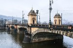 Největší škůdce mostu Legií je voda. Do pěti let by ho měli kompletně opravit