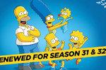 Simpsonovi nekončí! Seriál se žlutou rodinkou se dočká 31. a 32. řady