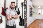 Valentýnská návštěva u rockera: Dům, kde bydlí Láska!