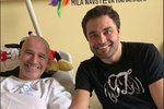 Zraněný Honza Musil s kamarádem na vozíčku: Navštívil ho ochrnutý Muž roku Zach