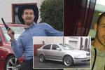 Patrik (✝28) odjel za prací doSeverního Irska: Tam došlo k tragédii