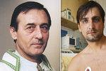 Syn herce Dočolomanského (†66) Michal: Zdědil po tátovi vážnou nemoc!