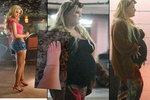 Sotva chodí! Blondýna Jessica Simpsonová extrémně přibrala, před porodem trpí