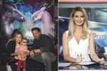 Sandra Parmová vzala dcerku (1,5) do kina, pak ale raději utekla!