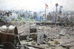 Tragické výročí Maroldova panoramatu: Před 90 lety na něj spadla střecha, největší kus zachránili hasiči