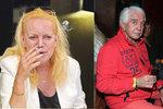 Krampol o stavu manželky Hany: Skoro nejí! Herec ji chce odvézt z Česka