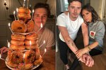 Victoria a David Beckhamovi slavili narozeniny syna! Na dortu šetřili